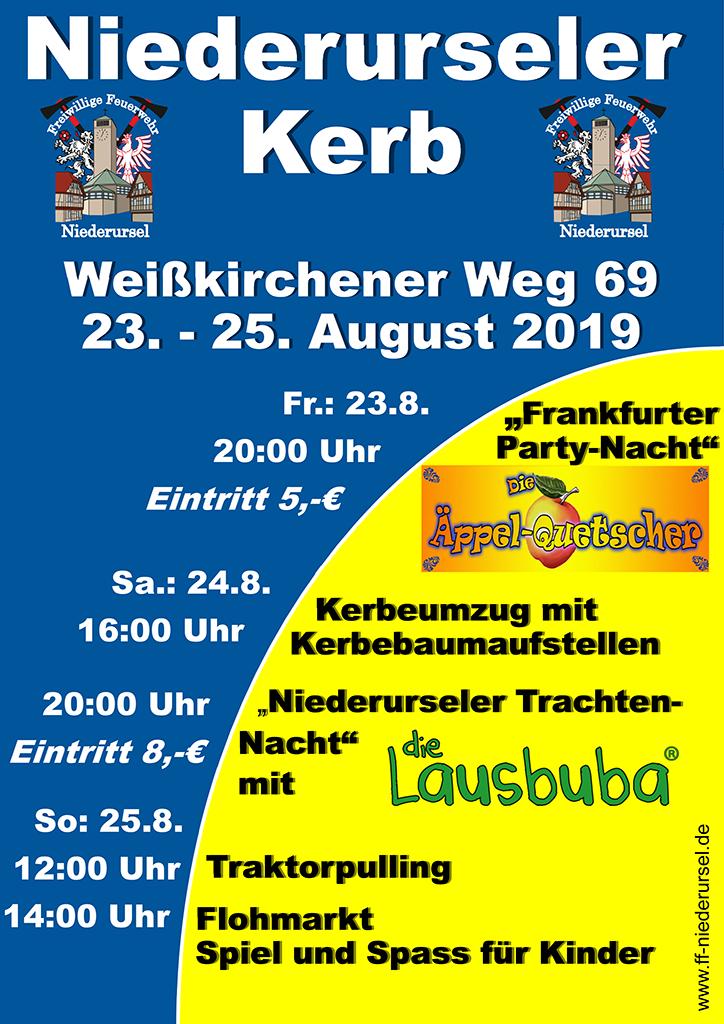 Plakat Kerb 2019 Final